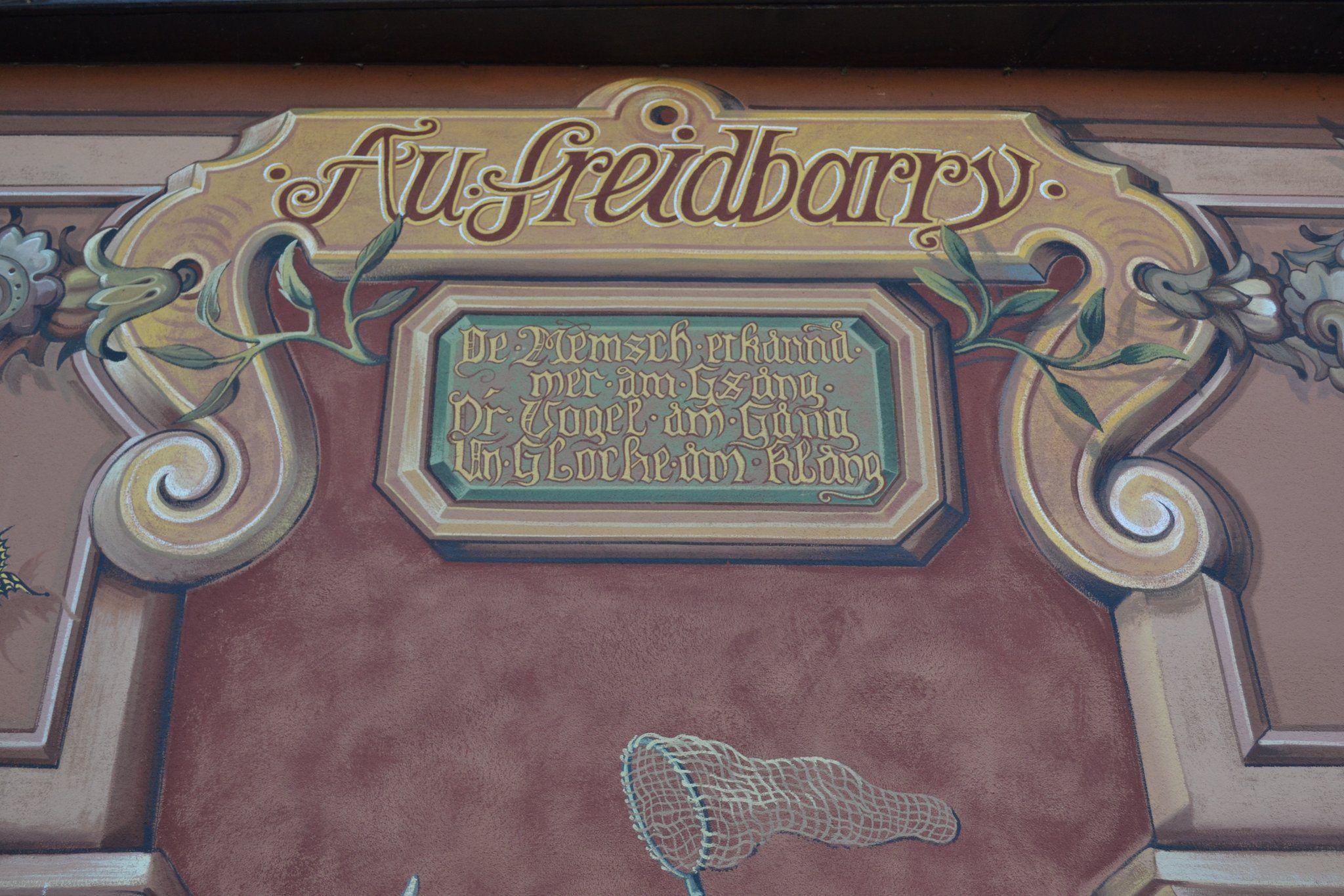 Chambres d'hôtes au Freidbarry