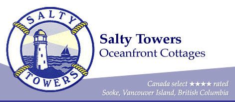 Salty Towers Ocean Front Cottages