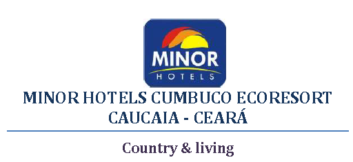 Minor Hotels Cumbuco Ecoresort