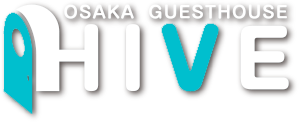오사카 게스트하우스 HIVE