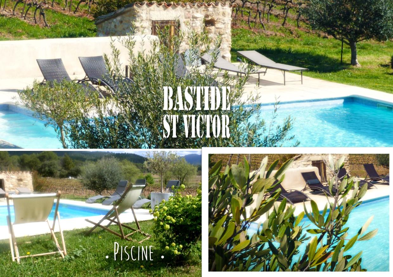 Maison d'hôtes Bastide St Victor