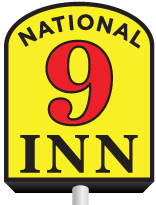 National 9 Inn - Placerville