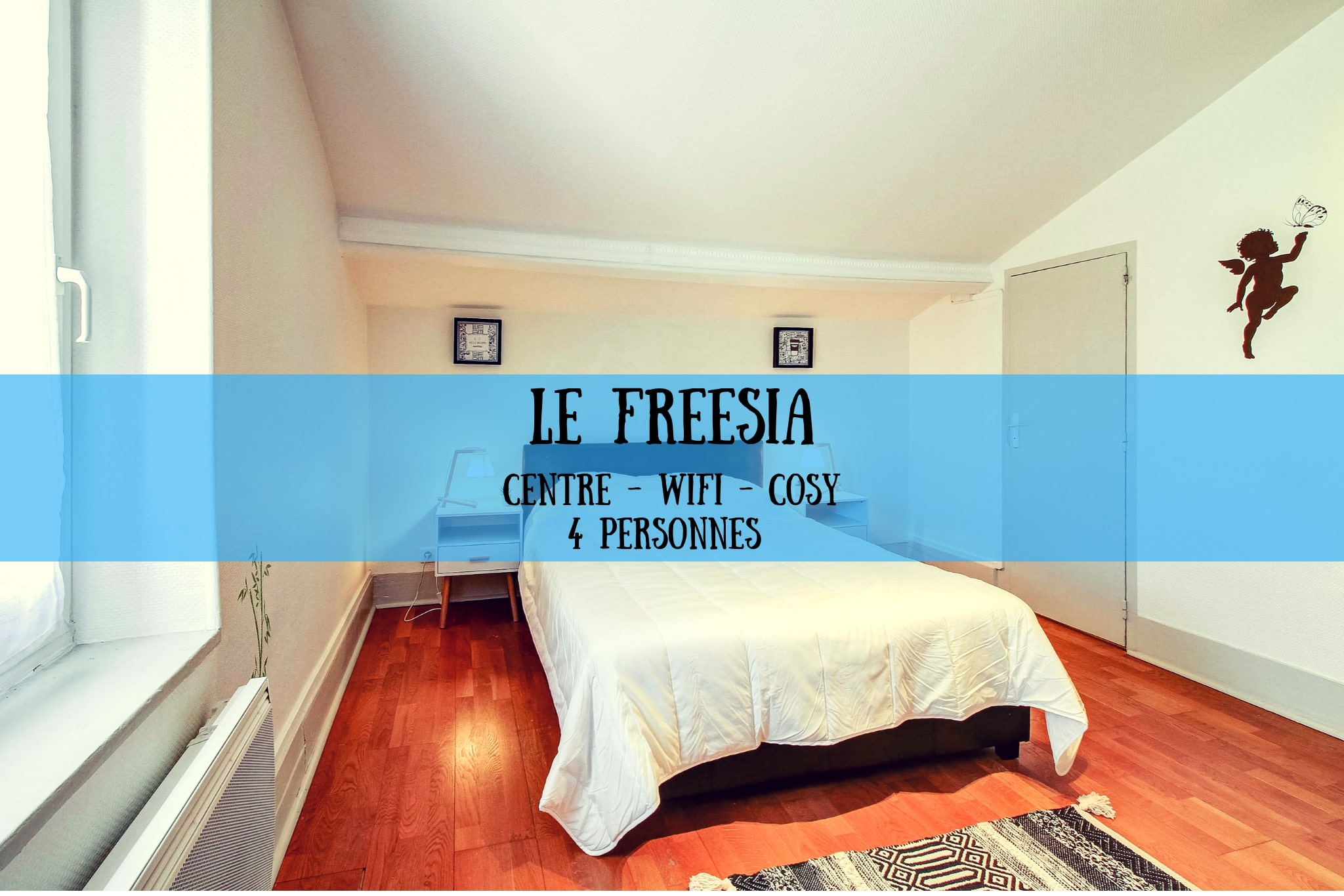 APPARTEMENT LE FREESIA - LE FORMEL