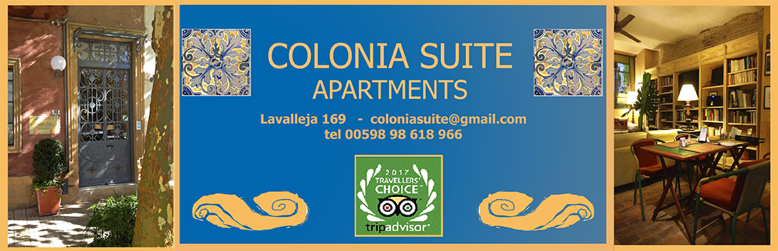 Colonia Suite Apartments
