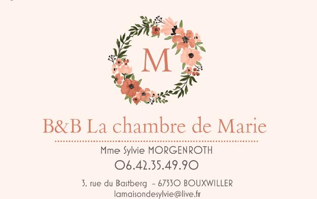 B&B La Chambre de Marie