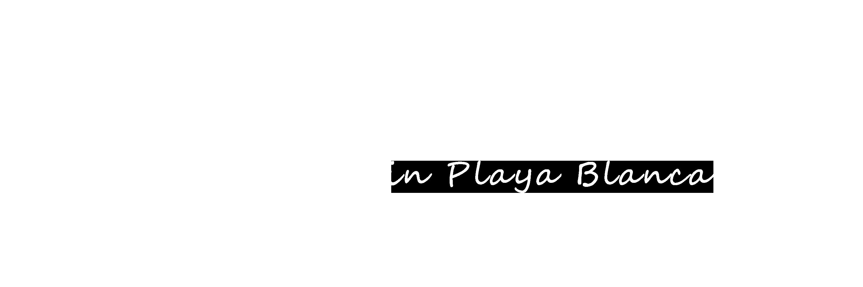 Town Center Paradise in Playa Blanca