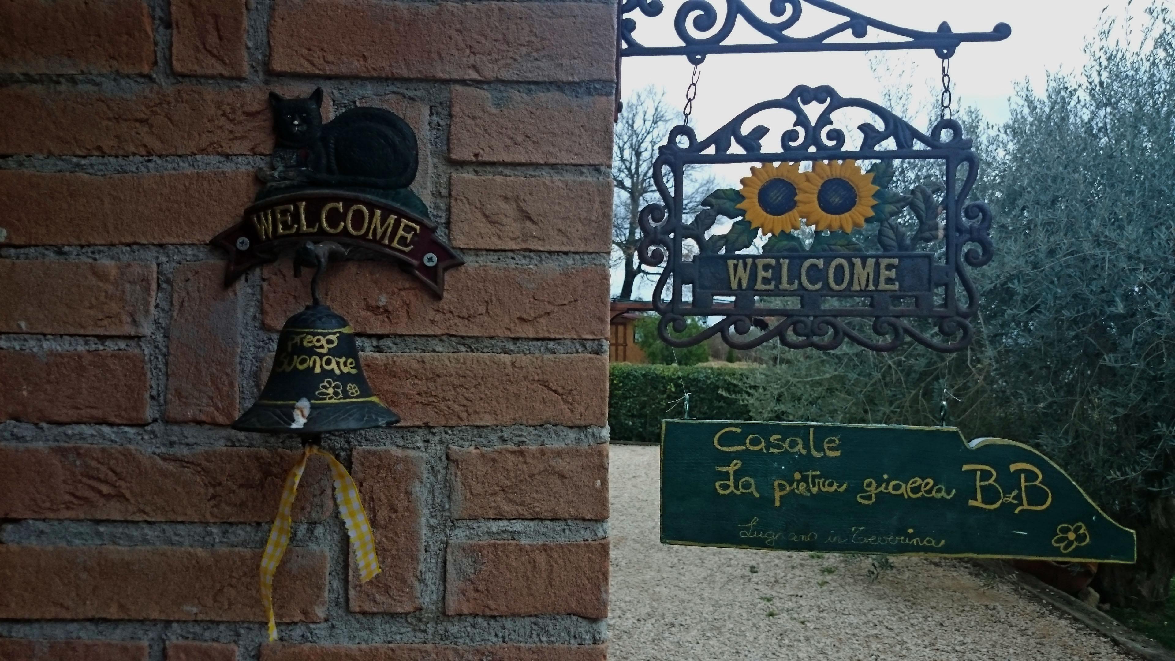 Casale La pietra gialla