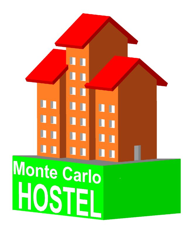 Hostel Monte Carlo