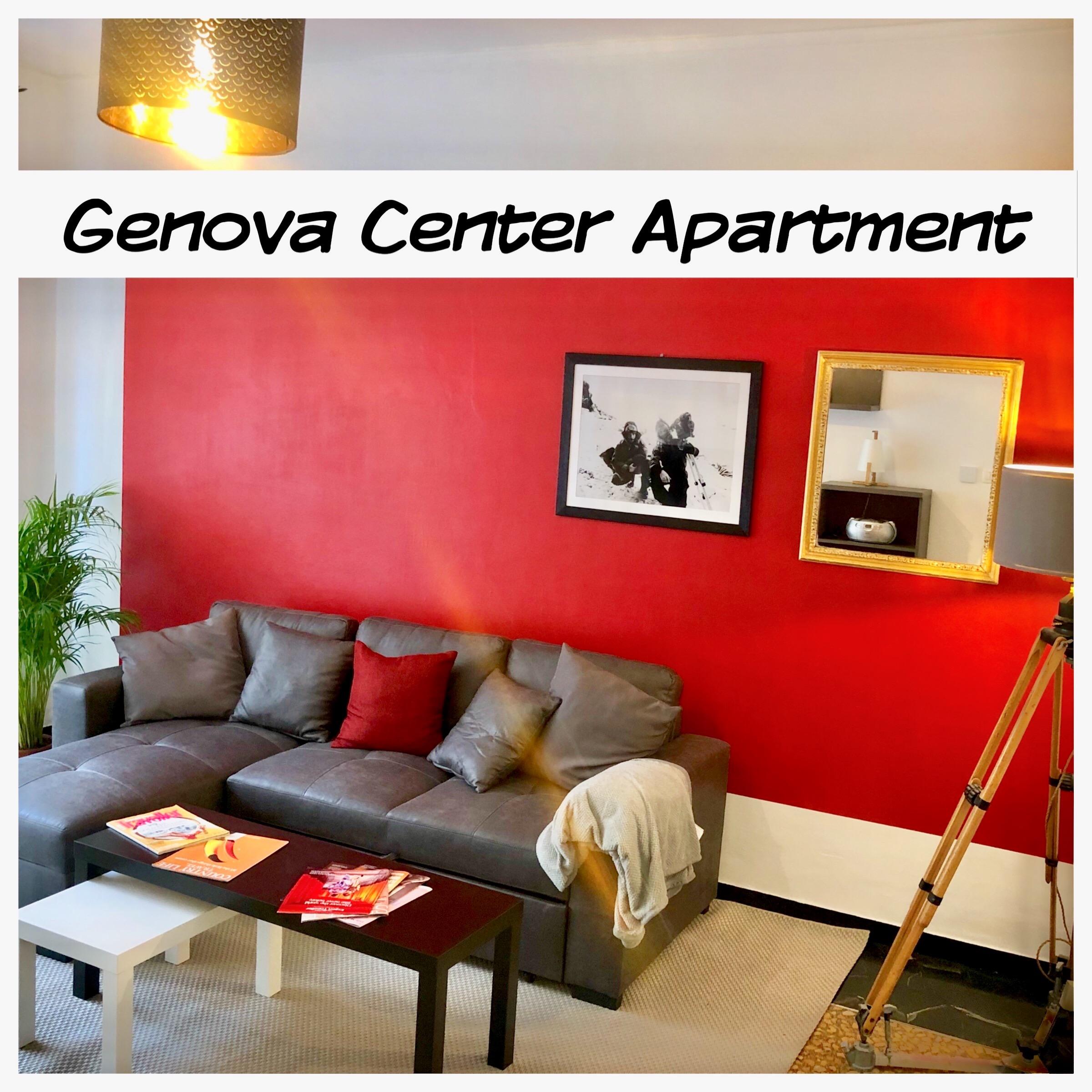 Genova Center Apartment - San Martino