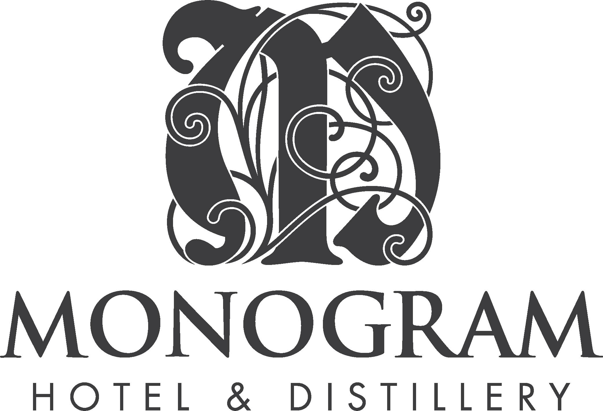 Hotel & Distillery Monogram