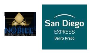 San Diego Express Barro Preto