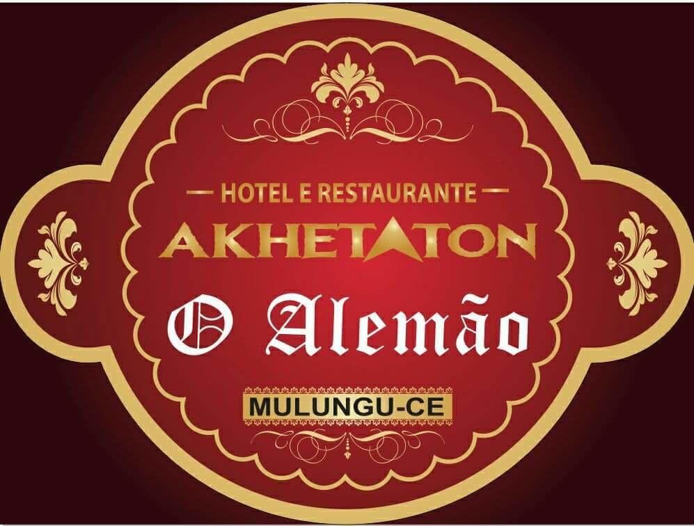 Hotel Akhetaton - o Alemão