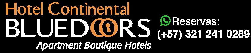 Hotel Continental Bluedoors