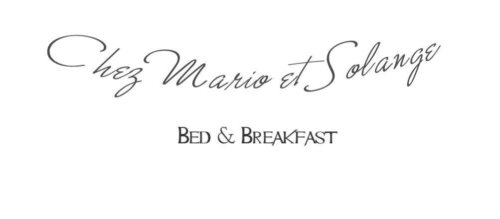 Chez Mario et Solange
