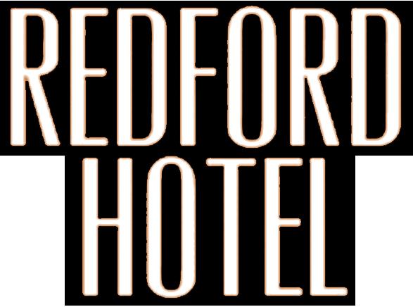 レッドフォード ホテル
