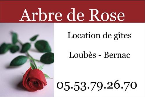 Arbre de Rose