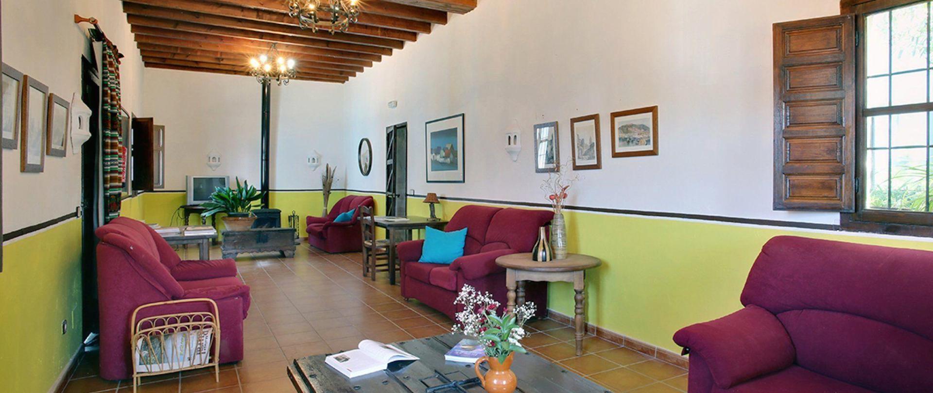 La Salita, common lounge