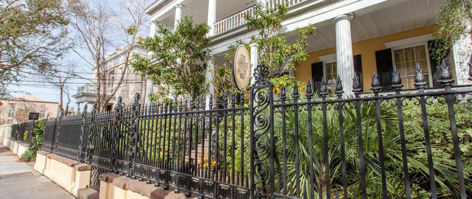The Jasmine House