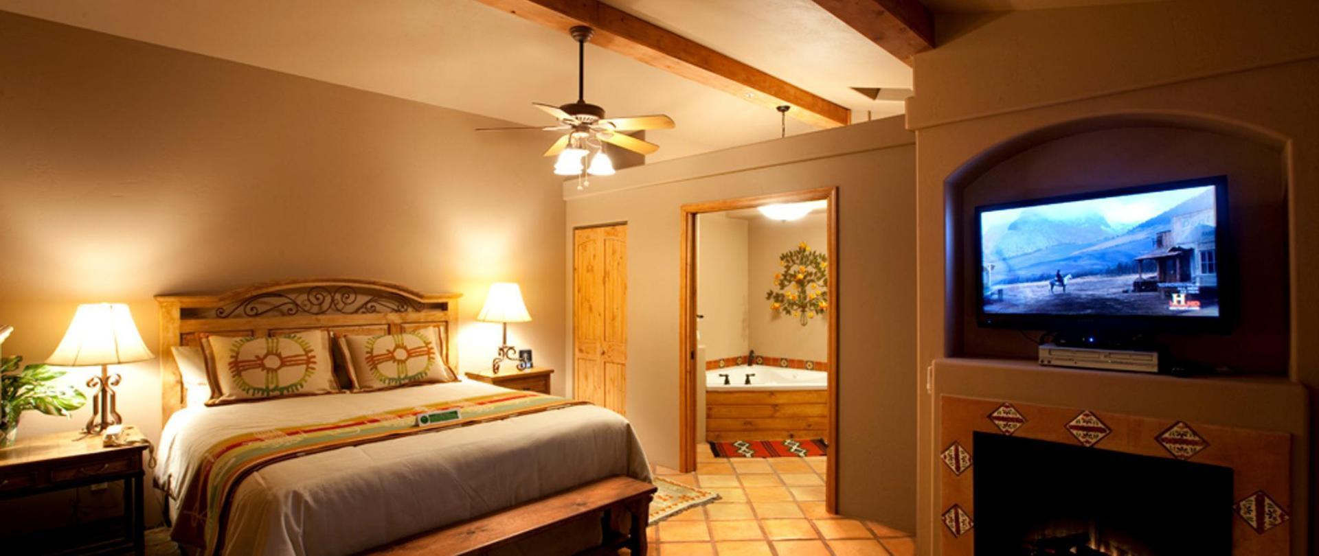 Adobe Hacienda Bed U0026 Breakfast