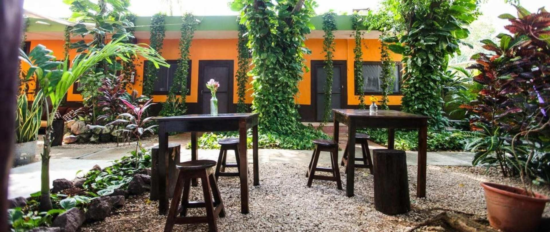Hotel Secret Garden Tulum