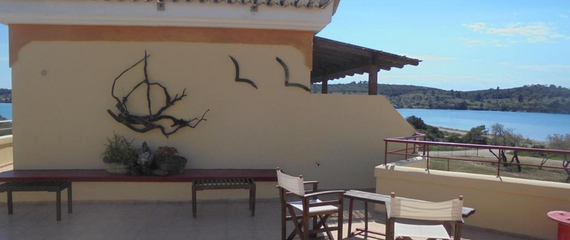 Malindi Rooms roof garden