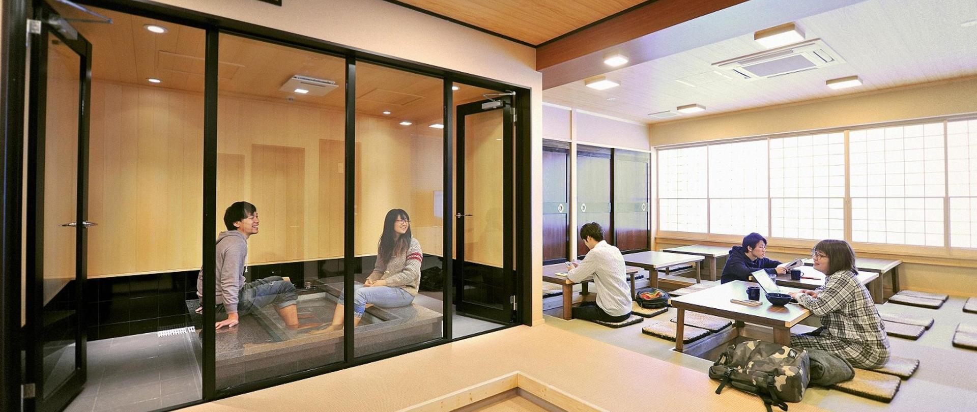 Khaosan World Ryogoku Hostel