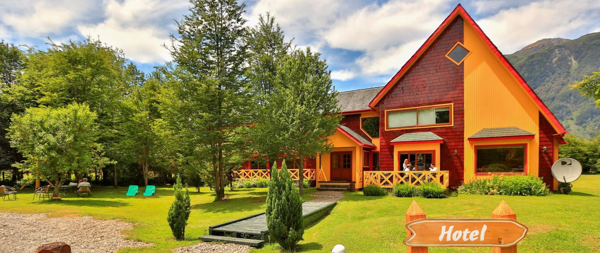 Hotel y Cabañas Patagonia Verde