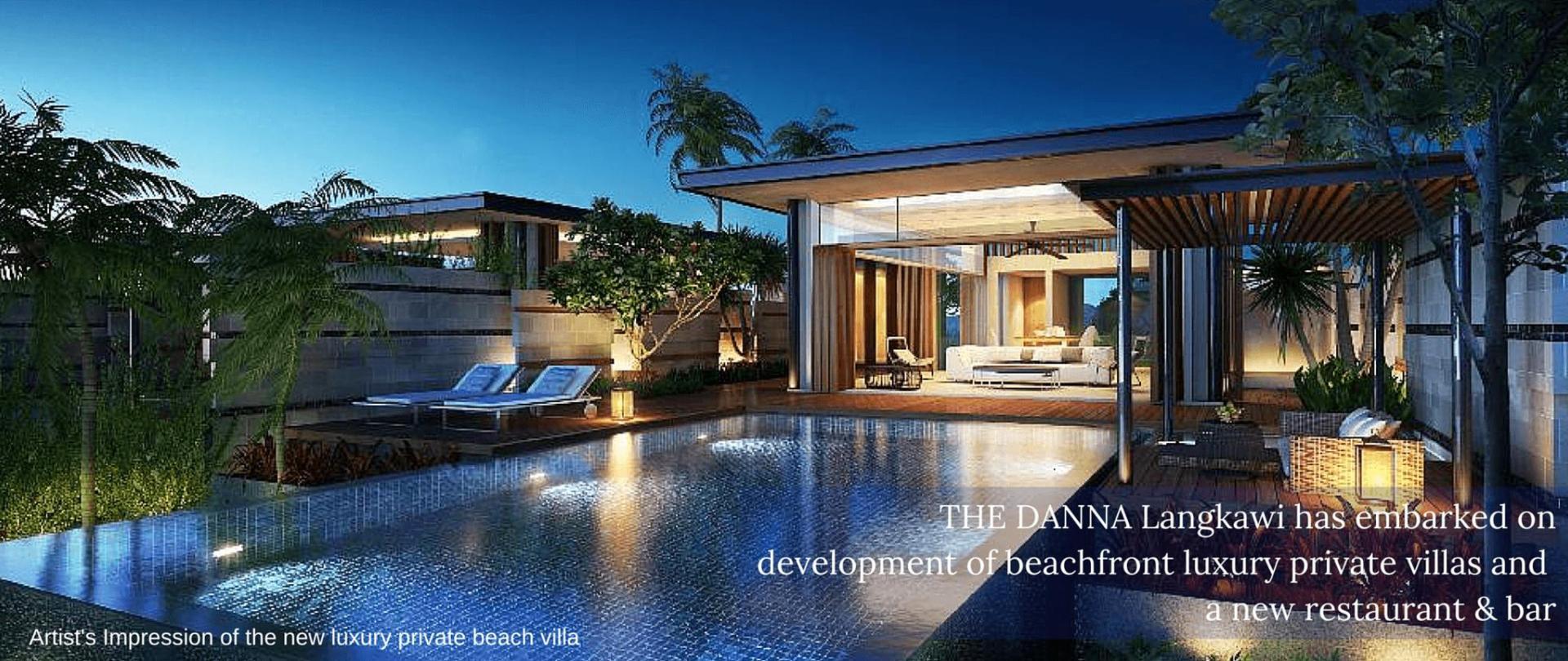 Langkawi Hotels The Danna In Pantai Kok Malaysia