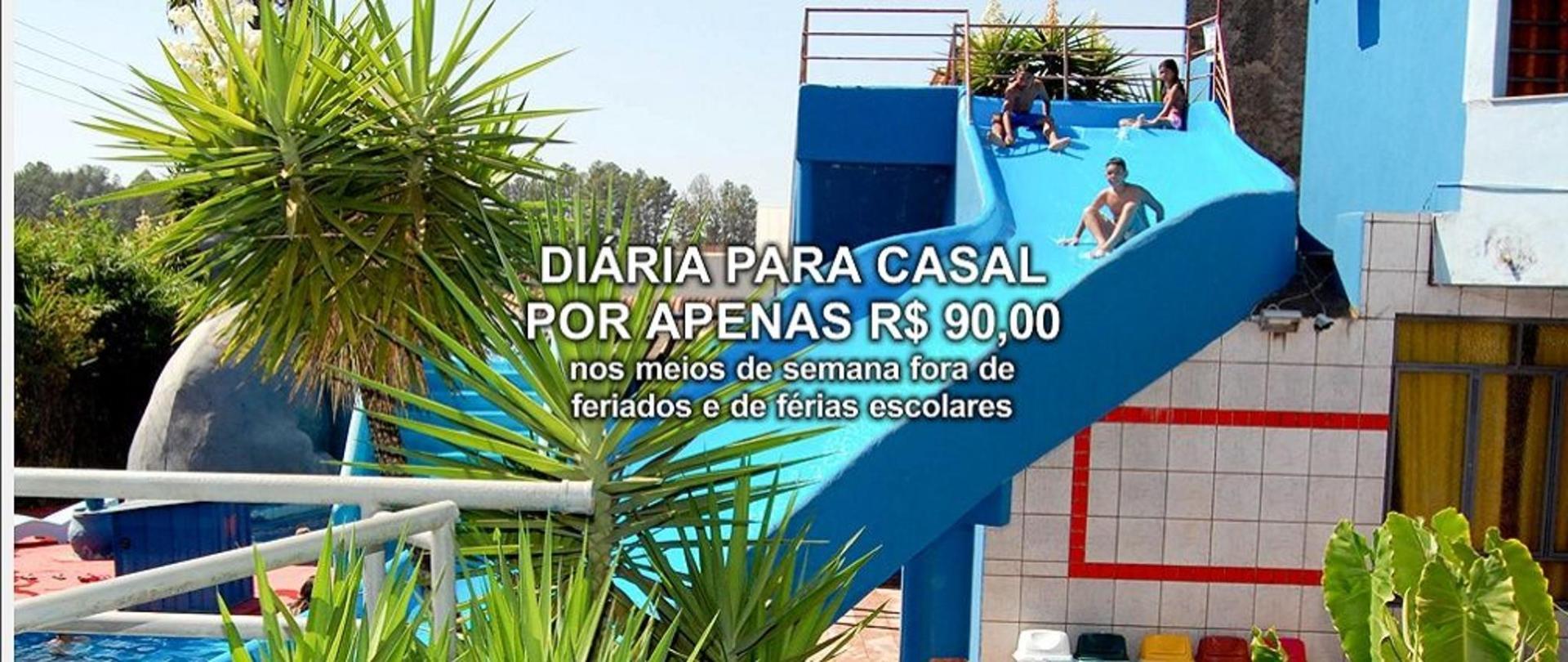 Bica Pau Hotel Thermas Caldas Novas Goiás Brazil