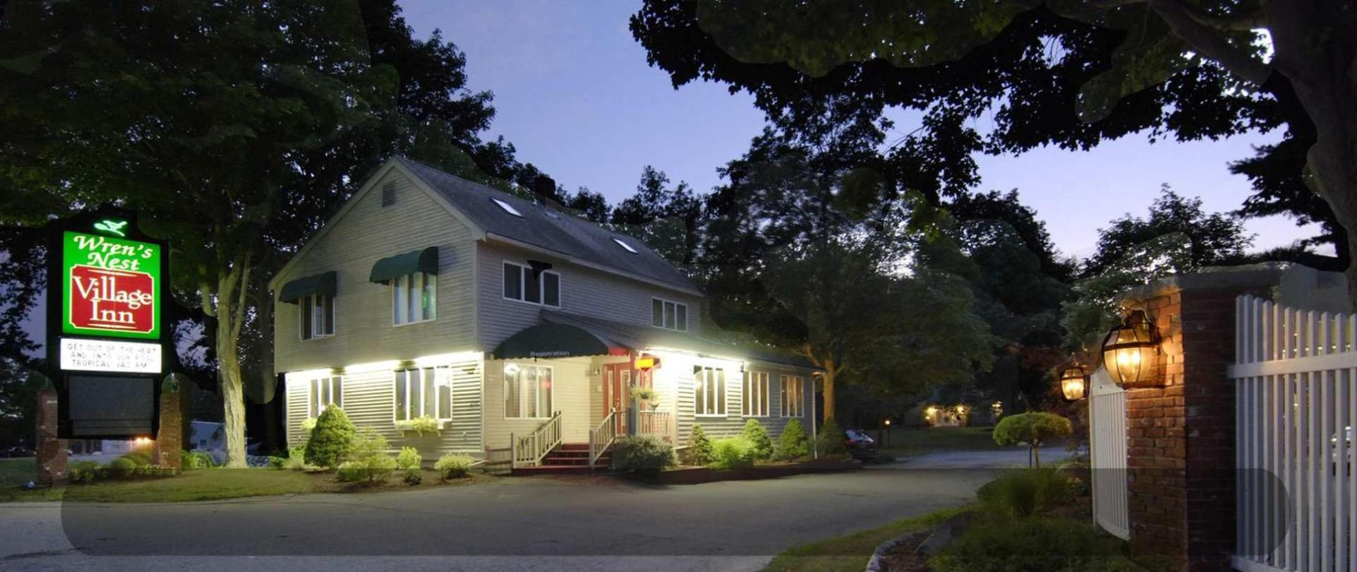 Wren's Nest Village Inn