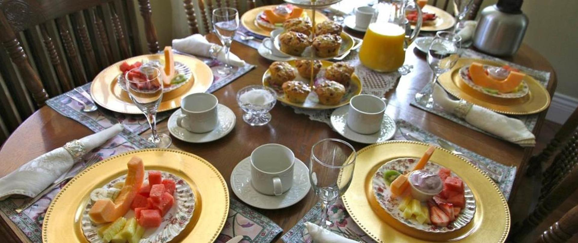 Clayburn Village Bed and Breakfast
