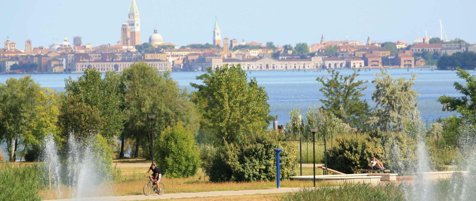 Perkhemahan Perkampungan Venezia