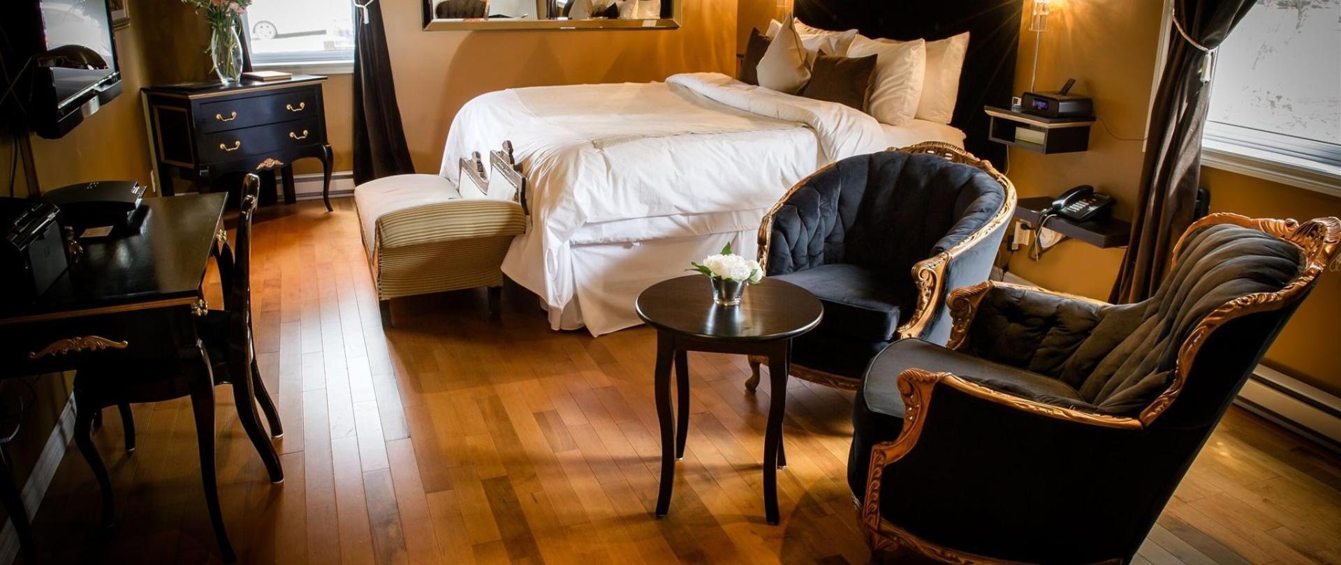 Manoir Becancourt Hôtel