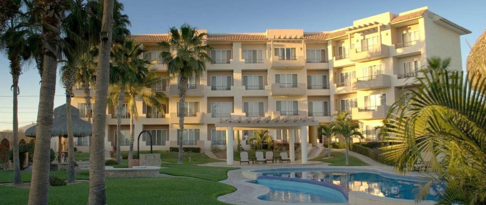 El Ameyal Hotel y Family Suites