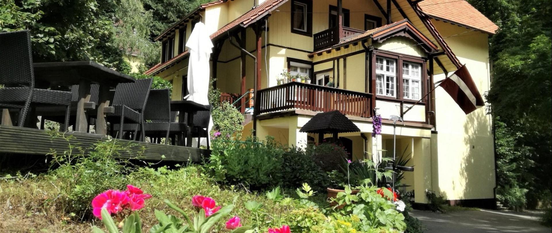 Latvijas house