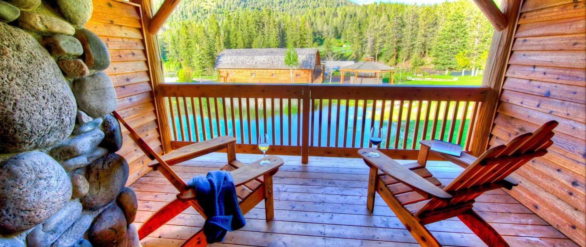 Rainbow Ranch Lodge