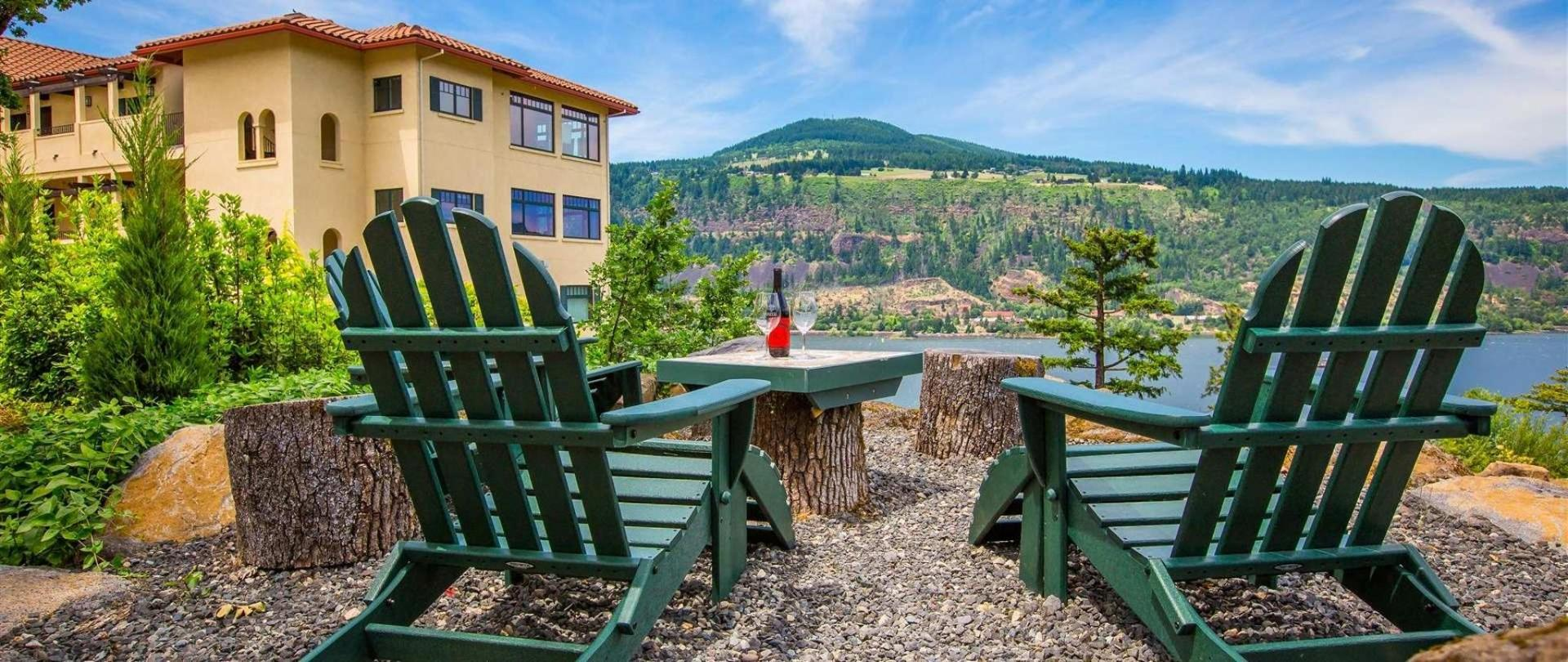 Columbia Cliff Villas Luxury Hood River Gorge Hotel United States Of America
