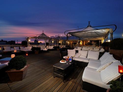 Ristorante e Bar – Hotel Italia Palace – Lignano Sabbiadoro – Italia
