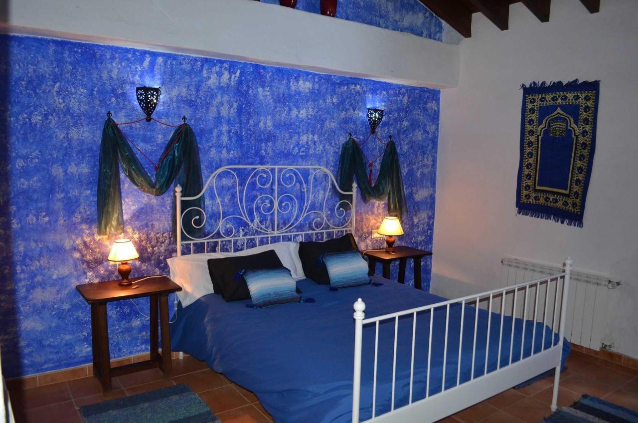 Double Superior room 7 - El Tejarete