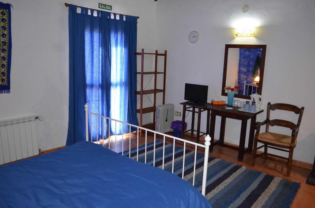 Double Superior room 7 El Tejarete