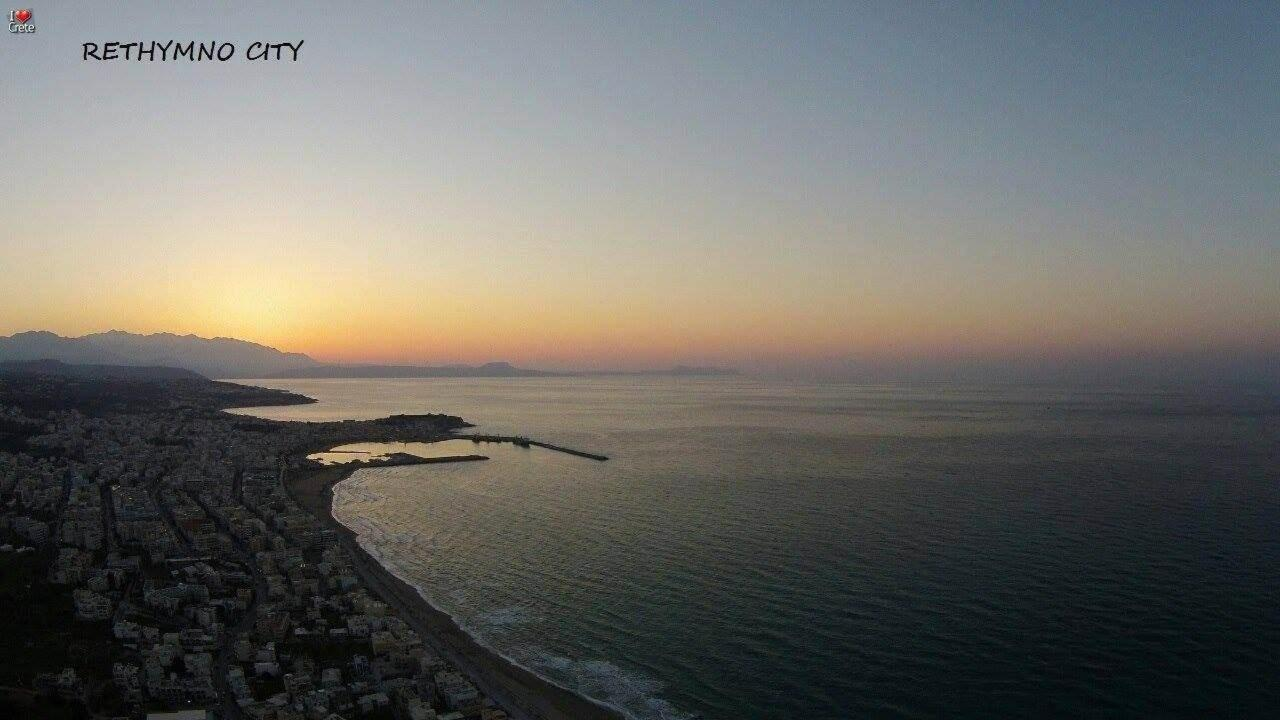 The town of Rethymno