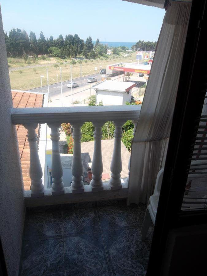 Balcony - One Bedroom or Two Bedroom Apartment with Sea View