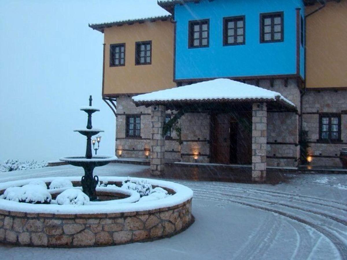 fontana della neve