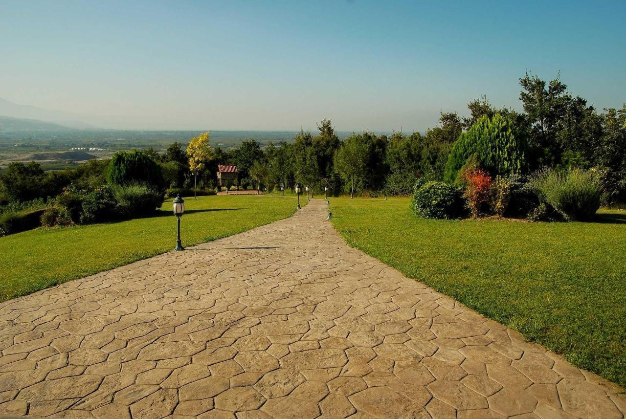 via del giardino