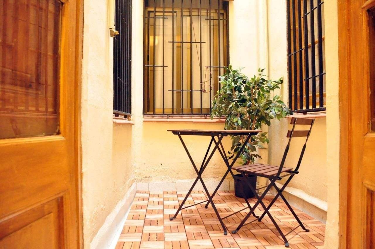 terraza individual