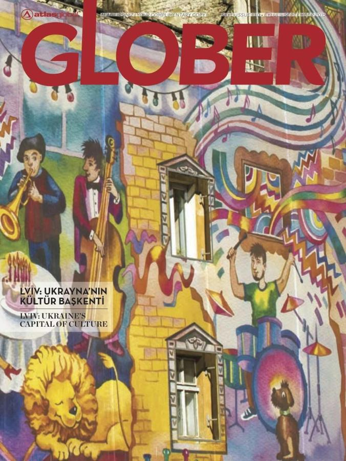 Glober September, 2015