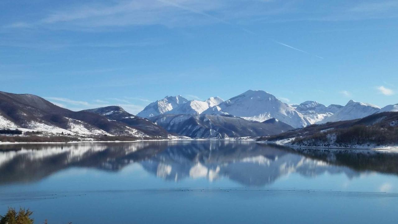 Lago Campotosto