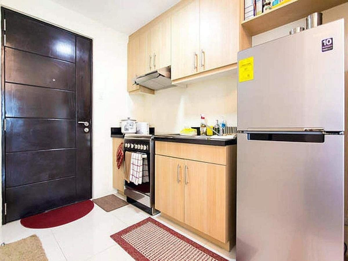 All apartments come with full kitchen and appliances