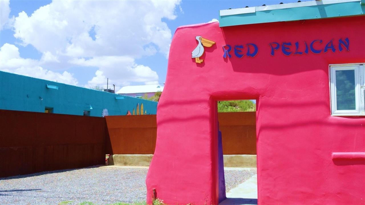 Red Pelican Court Yard
