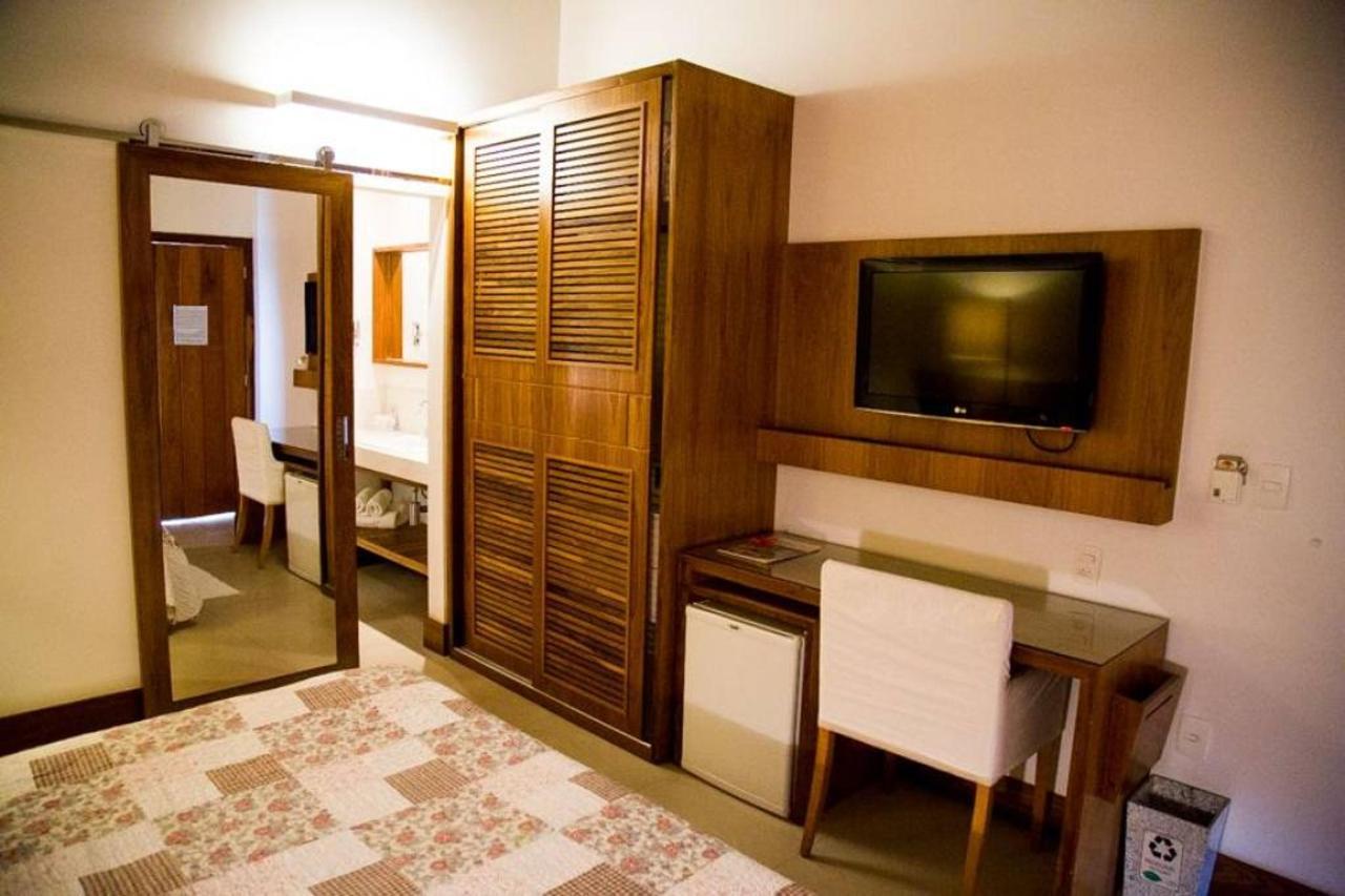 Hotel La Plage, Buzios, Suíte Quádrupla - dois ambientes e um banheiro.jpg